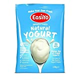 Easiyo Plain Yogurts Range Natural by EasiYo by EasiYo