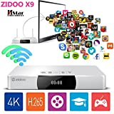 [BoLv ] ZIDOO X9 Quad Core Smart XBMC KODI 4K TV BOX MSTAR HDMI-in Recorder Android OS 2G/8G 4K H.265 Player Dolby DTS w/ USB3.0 2G/5G WiFi BT