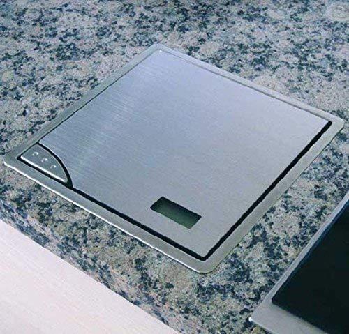 Báscula de cocina Acero inoxidable hasta 5 kg - Báscula ...