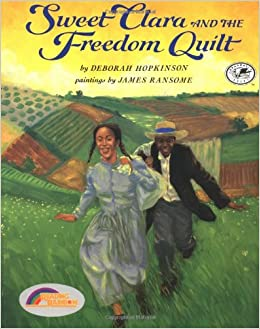 Image result for Sweet Clara and the freedom quilt