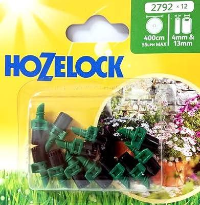 Micro Jet 360° Hozelock riego jardín jardín jardín exterior: Amazon.es: Jardín