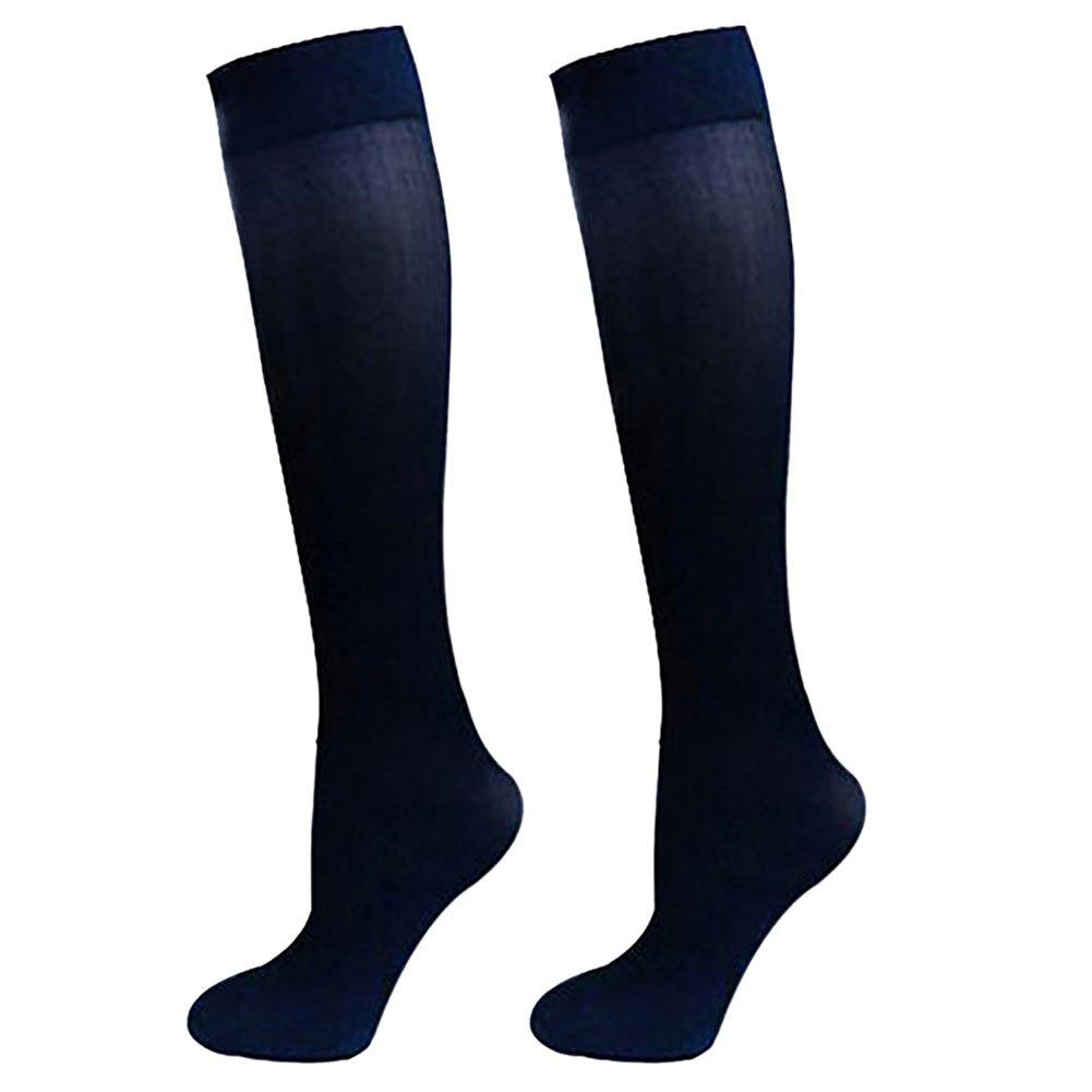 Wongfon compressione vene varicose calza corsa gamba sollievo dolore sostegno calze