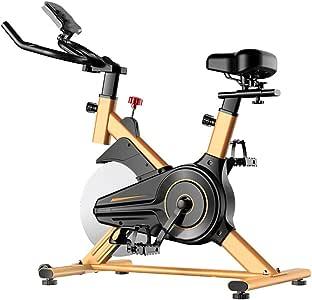 DRLGC Bicicleta giratoria para el hogar, Bicicleta de Interior ...
