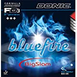 Table Tennis Rubber Donic Bluefire Big Slam, 2.00 mm, red