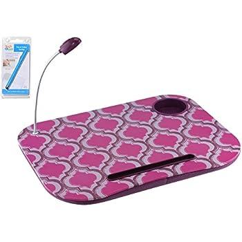 Amazoncom Purple Fleur de LIs Portable Laptop Tablet Notebook
