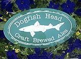Dogfish Head Brewery Dogfish Head Metal Bar Sign