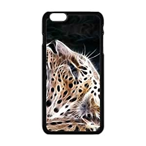 Abstract Leopard Custom Protective Hard Phone Cae For Iphone 6 Plus