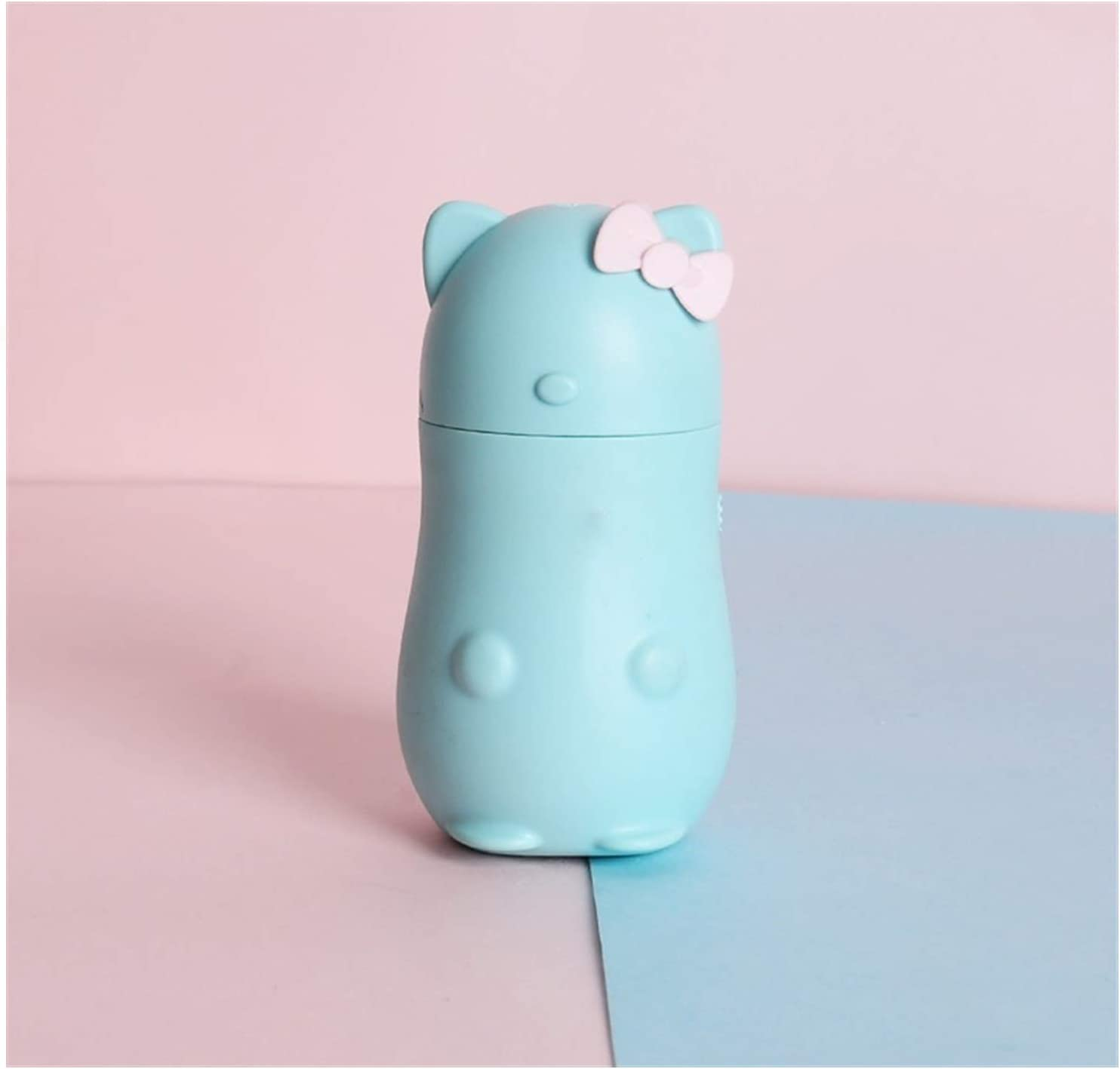 ZHANGQIAO-AE Mini Animal USB Fan Desktop Mute Galvanic Fan Outside Personal Fan Girl Children Baby Mini USB Desktop Fan Small Personal Silent Fan Por Color : 08