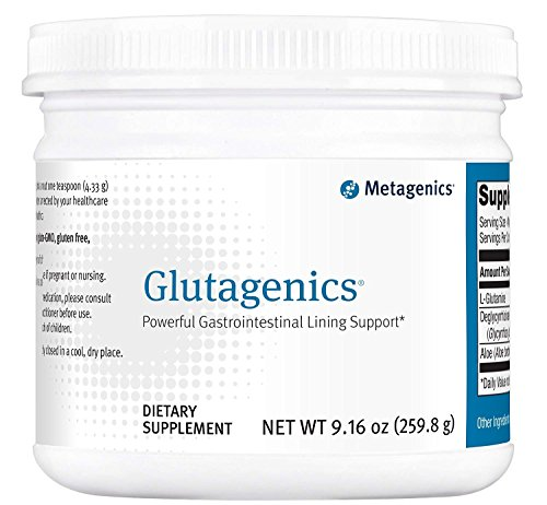 Metagenics - Glutagenics, 9.16 oz Powder