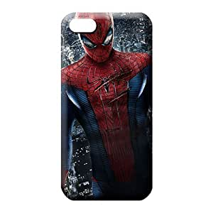 MMZ DIY PHONE CASEipod touch 5 phone cover case Skin Shock Absorbing New Arrival the amazing spider man movie