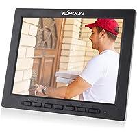 """KKmoon 8"""" Monitor TFT LCD Pantalla Entrada BNC"""