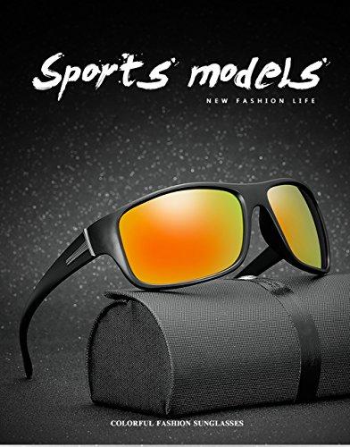B UV Gafas Hombre para Mujer Polarizadas De C Sol para Aviator Protección 400 xw44PBzOqZ