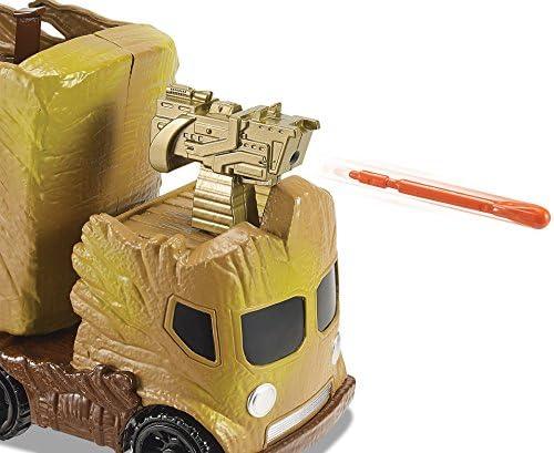 Hot Wheels Marvel Comics Groot Hauler Vehicle Mattel DXB80