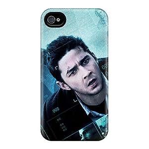 Slim New Design Hard Case For Iphone 4/4s Case Cover - PhUlwRi611UqvMl