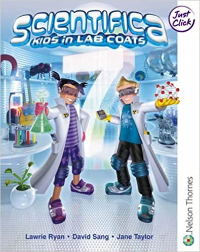 Book Scientifica Pupil Book 7 (Levels 4-7): Student Book Year 7 by Sang, David, Ryan, Lawrie, Taylor, Jane, Petheram, Louise, M (2004)