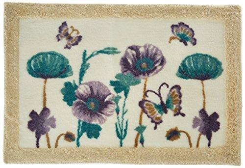 Creative Bath Garden Gate Rug, Lilac (20