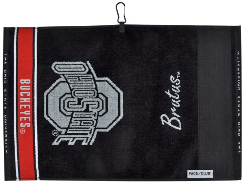 Team Effort Ohio State Buckeyes Face/Club Jacquard