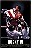 Rocky 4 Movie Poster (27 x 40 Inches - 69cm x 102cm) (1985) -(Sylvester Stallone)(Talia Shire)(Dolph Lundgren)(Brigitte Nielsen)(Michael Pataki)(Burt Young) by MG Poster