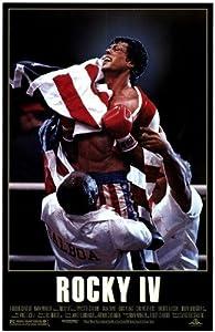 Amazon Com Rocky 4 Movie Poster 27 X 40 Inches 69cm X
