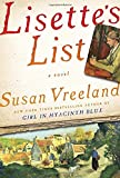 Lisette's List, Susan Vreeland, 1400068177