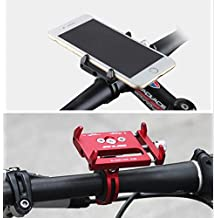 Metal CNC GUB G-85 Bike Bicycle Handle Universal Phone Mount Holder Support Case Motorcycle Handlebar For iPhone CellPhone GPS