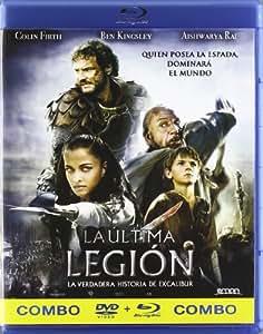 La última legión (Blu-Ray + DVD) [Blu-ray]