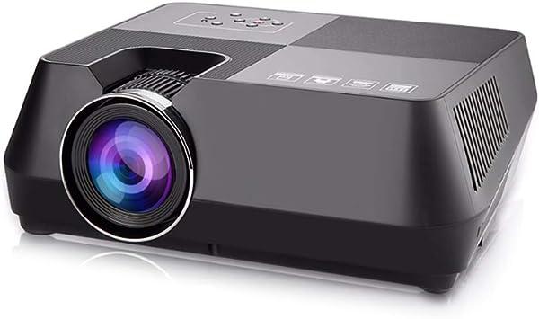 Shumo GT-S8 800X480 Proyector LCD Multimedia Portátil con ...