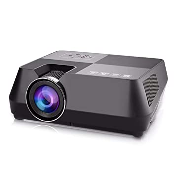 Nrpfell GT-S8 800X480 Proyector LCD Multimedia Portátil con Hdmi ...