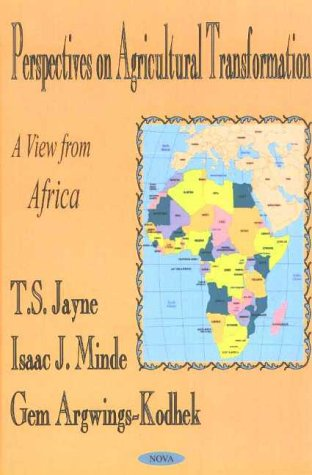 Perspectives on Agricultural Transformation: A View from Africa ebook
