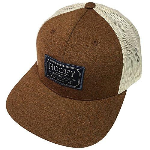 HOOey Brand Doc Snapback Hat (Tan/White) by HOOey