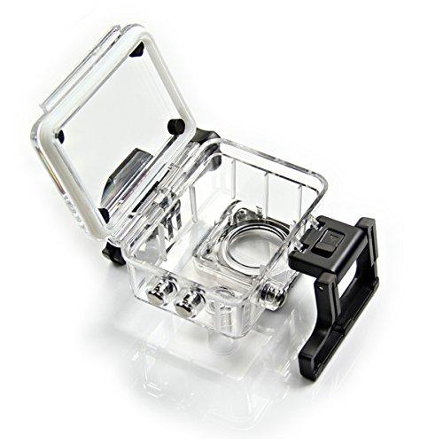 Aodoor Waterproof Case Underwater Waterproof Protective Housing Case for Xiaomi Yi Action Camera