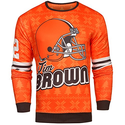 0bdd3df78ffb Cleveland Browns Ugly Sweaters