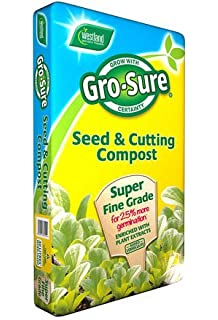 Garland Super7 Electric Heated Windowsill Propagator G51. 4.5 Out Of 5  Stars 346 · £28.53 Amazon Prime. Westland Gro Sure Seed And Cutting Compost  10L By