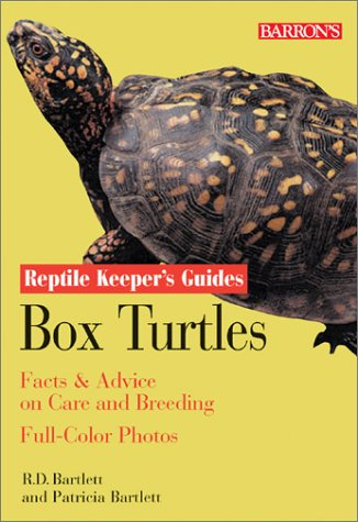 Box Turtles: Facts & Advice on Care and Breeding (Reptile and Amphibian Keeper's Guide)