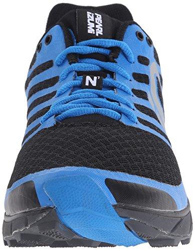 Pearl iZUMi Men EM Trail N1 v2 Running Shoe Black/Fountain Blue