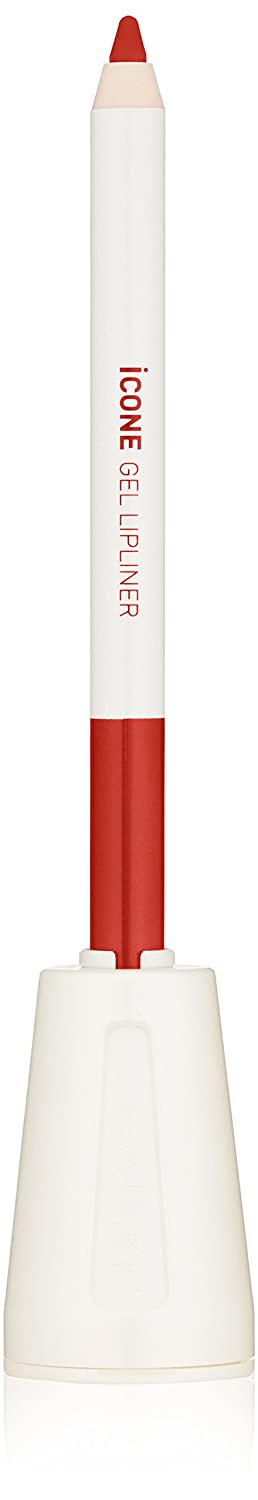 CAILYN Icone Gel Lip Liner, Apple Red