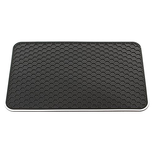 Dikley Car Dashboard Sticky Pad Anti-Slip Non-Slip Honeycomb Mat Adhesive Mat 11 x 7inch Heat-Resistant Washable for Cell Phones Sunglasses Keys - Sunglasses Are Expensive Better