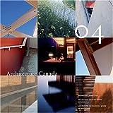 Architecture Canada 2004, , 0929112512
