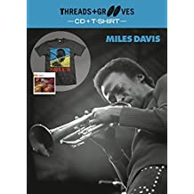 Threads & Grooves (CD & T-Shirt) by MILES DAVIS