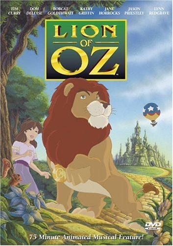 Lion of Oz by Sony Wonder (Video)