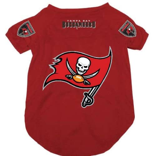 new arrival 230cb dfe3e cheap Tampa Bay Buccaneers Pet Dog Mesh Football Jersey ...