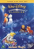 Animal Magic - Fox & the Hound, Dumbo, the Aristocats [Import anglais]