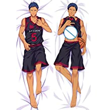 KINOMOTO Anime Pillowcase Hugging Pillow Case Pillow Cover with Two Sides printed by Japanese Anime