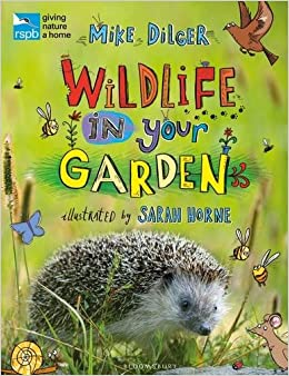 Image result for rspb wildlife in your garden book