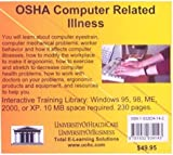 OSHA Computer Related Illness, Daniel Farb, 1932634142