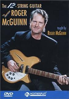 DVD-The 12-String Guitar of Roger McGuinn