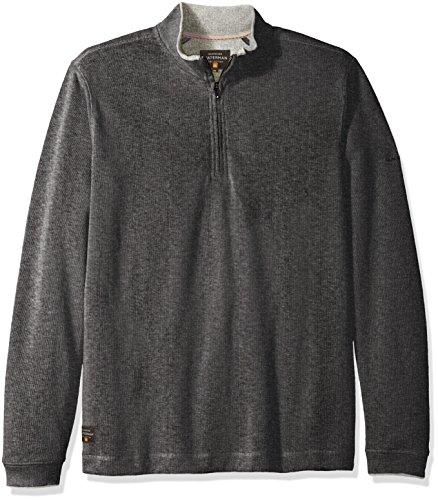 Quiksilver Black Sweater - 9