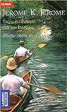 Trois hommes dans un bateau par Jérôme