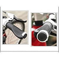 Double Lock-on Durable Non-Slip Rubber Training Pro Mountain Bike Bicycle Handlebar Cycling Grips