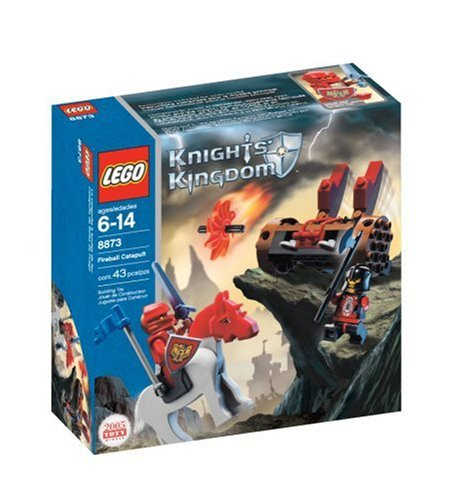 LEGO Knights Kingdom Fireball Catapult (Lego Knights Kingdom Santis)